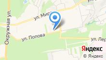 MTBpnz на карте
