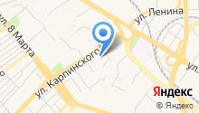 TotalMX на карте