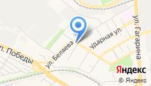 Городские аптеки на карте