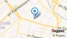 1 Авеню на карте