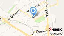 Городская поликлиника, ГБУЗ на карте