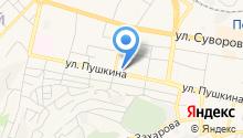 DAmebel на карте