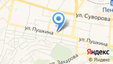 Bonape на карте