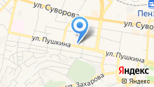AV Меломан на карте