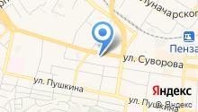 BeQueen на карте