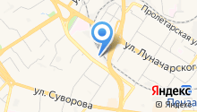SiteAlong на карте