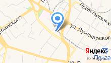 Pnz на карте