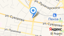 StatusAuto на карте