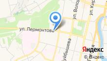 DETROIT на карте