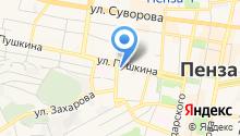 Syngenta на карте