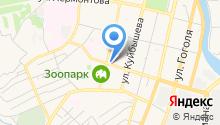 PocHerk на карте
