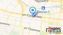 *руспереезд* на карте