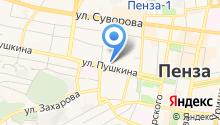 KORTEZH58.RU на карте
