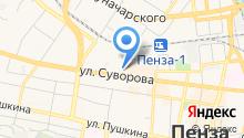 GoldenGel на карте