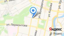Импульс-М на карте