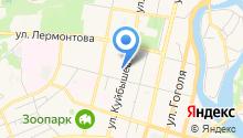 Pnz tour на карте