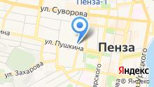 AlphaNi на карте