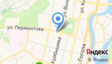 АмирА на карте
