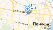 Plex на карте