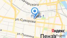 Dominat на карте