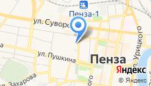TAILORED на карте