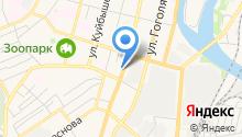 Amedia на карте
