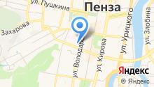 AвтоГруППер на карте