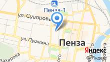 EuroHotel на карте