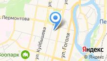 RushHeads на карте