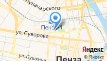 Quali на карте