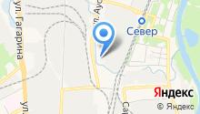 Truck center на карте