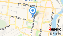 SB-Studio на карте
