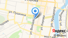 Sok на карте