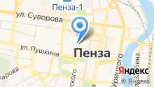 Eyekraft на карте