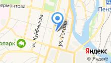 Покровский архиерейский собор на карте