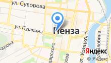 Michell на карте