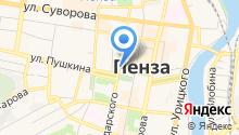 REMTEL на карте
