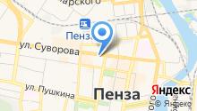 GOLD CROW на карте