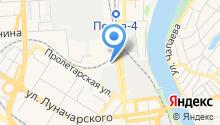 Limark на карте