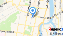 Softline на карте