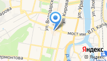 Scaletta на карте