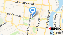 TUI-Пенза на карте