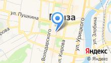 PUDRA Shop на карте