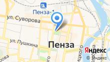 Nega на карте