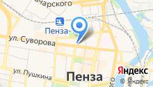AiRoom на карте