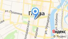 LT на карте