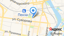 Anabell на карте
