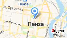 STAFF на карте