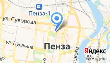PixelPlus на карте