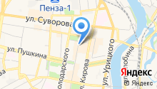 Lumarin на карте